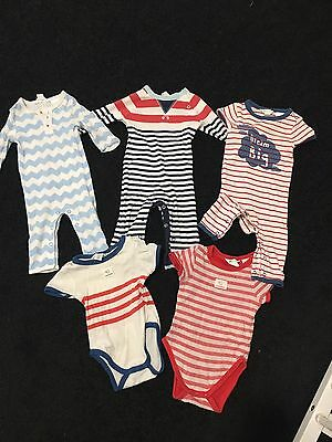 Country Road Newborn & 0-3month Suits