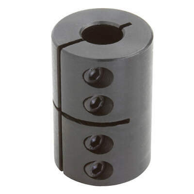 "CLIMAX METAL PRODUCTS Rigid Shaft Coupling,Clamp,3"" L, CC-100-100"