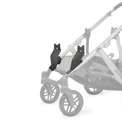 UPPAbaby VISTA 2015 Lower Adapter (for double-configuration)