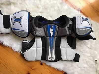 TECH TL Ice Hockey Chest Protection Small