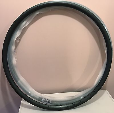 H Plus Son Archetype Rim 32H Anodised Grey Road Rim 700c