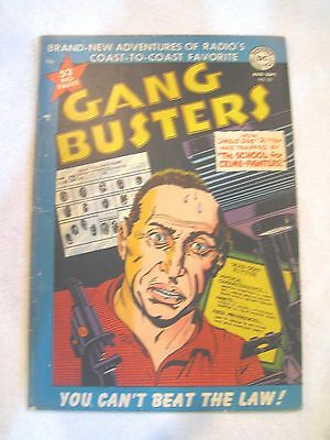 Gang Busters # 23 Gd/vg