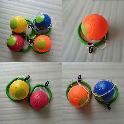 Playground kids Sport Keep Fitness Skip Ball Children Exercise Coordination And