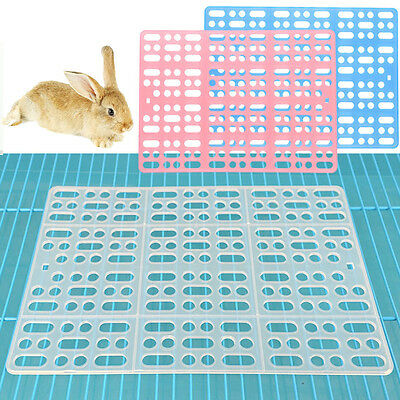 Plastic Pet Foot Relax Pad for Rabbit Guinea Pig Hamster and Other Small Animals