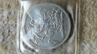 5 shilling coin 1951