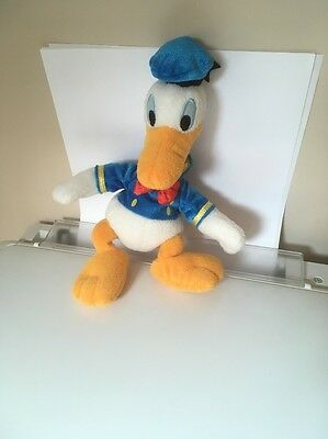 Donald Duck Beanie Teddy