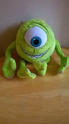Disney Pixar Mike Soft Toy Monsters University