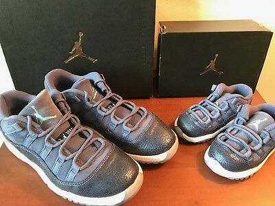 Air Jordan 11 Retro Low GG GP GT Blue Moon 580522 408 w/receipt