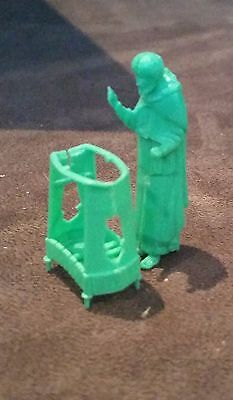 Plastic Cereal Toy Rare Noah Praying & Camel Train Canopy 1965 & 1969 R&l