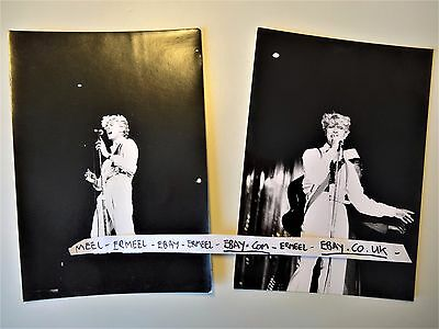 UNIQUE  Archive Concert Stuff        ** DAVID BOWIE **      1983 original photos