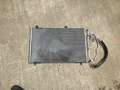 Peugeot 206 Hatch Sw Cc Air Conditioning Air Con A/c Radiator Condensor 2002>