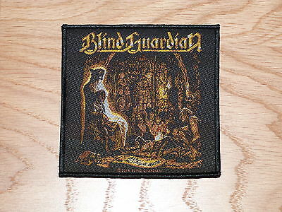 Blind Guardian - Tales (New) Sew On W-Patch Official Band Merchandise