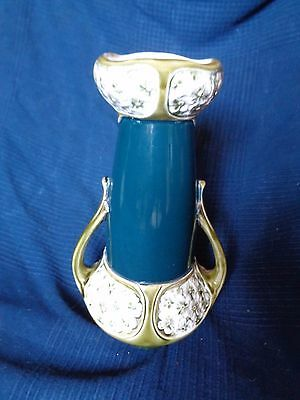 vase barbotine art nouveau art deco de bruin five lille france
