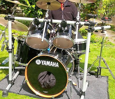 Yamaha Drum Kit.  Yamaha Drum Set