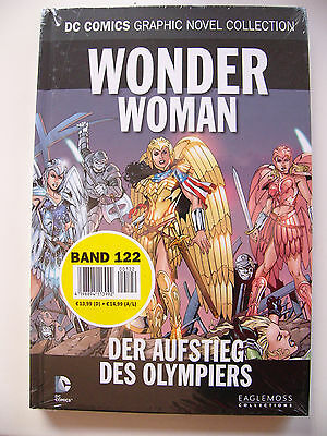 DC Comics Graphic Novel Collection 122 WONDER WOMAN - DER AUFSTIEG DES OLYMPIERS