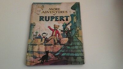 More Adventures Of Rupert. ( 1942 War Years Original )