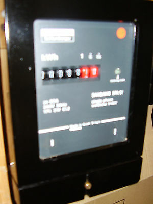 The Super Sangamo Spa01 Electronic Kwh Electricity Meter