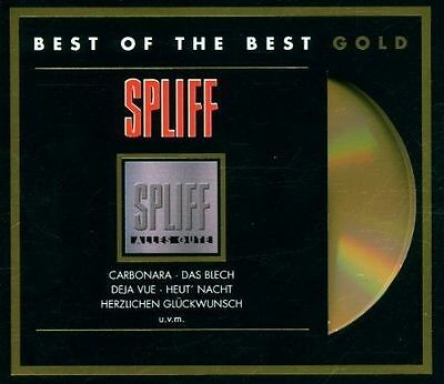 Spliff _Best Of The Best Gold_ Alles Gute. Cd Neuf
