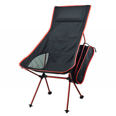 Outdoor Portable Lightweight Folding Camping Fishing Stool Chair Seat For Picnic