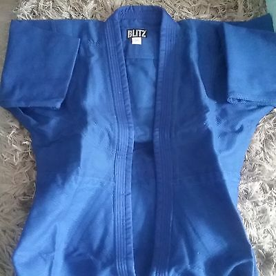 Blitz Blue Judo Suit
