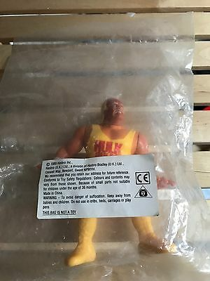 WWF Hasbro Mailaway/Uk Ring Exclusive Hulk Hogan