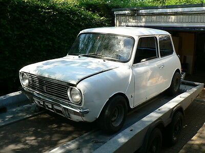 Classic Mini Clubman  PROJECT! Barn Find! 1971. LHD!