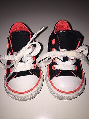 Toddler Converse Shoes Size US 4