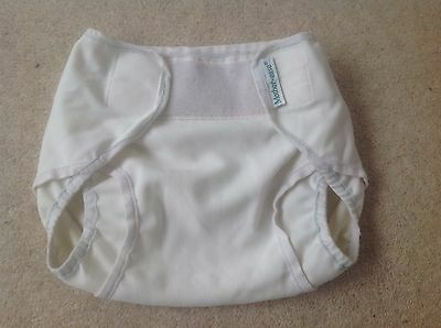 Used Medium Motherease Rikki Reusable Nappy Wrap Cover