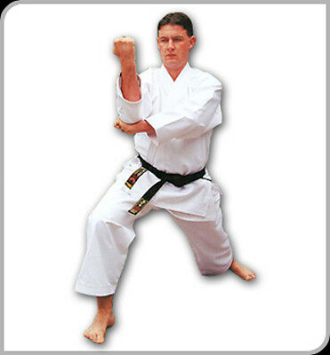 Karate Suit-- Heavy Weight-- Gold -Kata - 160Z  All Sizes