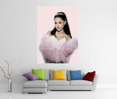 Ariana Grande My Everything Giant Wall Art Dangerous Woman Photo Poster