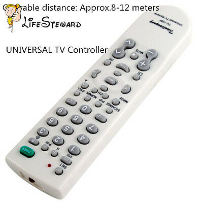 UNIVERSAL REMOTE CONTROL Perfect Controller replacement For TV