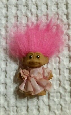 Troll Party Girl Doll Vintage. Russ TROLLS THE MOVIE Collectable. Boys or Girls