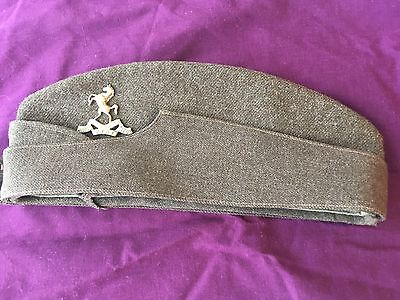 Not Ww2 Sidecap Dad's Army Copy For Reenactors Or Fancey Dress 56Cm 7 1/8