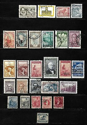 Argentina........wonderful Stamps From Argentina.....................80595
