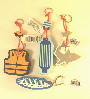 Floating Keychain - Key Chain Float -Fishing Boating Beach Don't Loose Your Keys