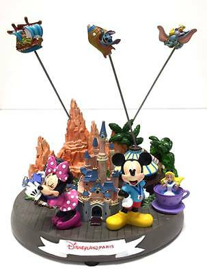 Disneyland Paris Attractions Figurine Clip Frame (2649)