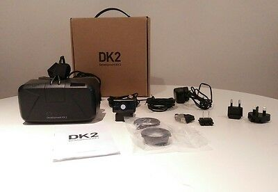 Oculus Rift DK2 Virtual Reality Kit