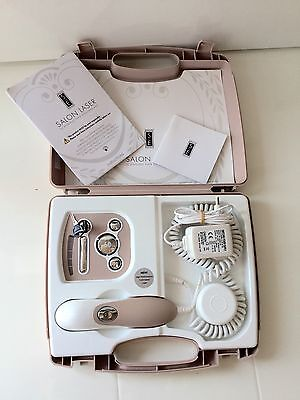 Salon Essential Laser Scanning Hair Remover X60 Permanent Hair Removal Device