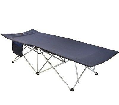 TWO HiGear Comfort Luxury Camp Beds (used once)
