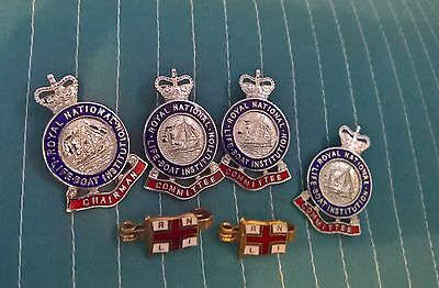 Lifeboat RNLI badges