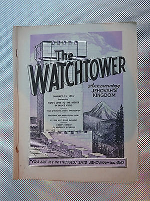 The Watchtower January 15 1957