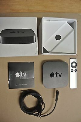 Apple Tv A1469  3Eme Generation  Md199Fd/a + Telecommande
