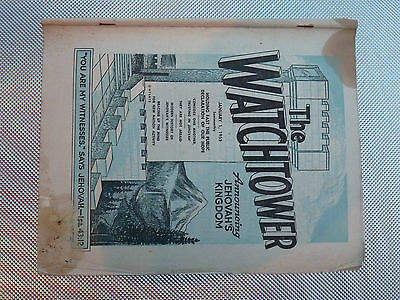 The Watchtower January 1 1955