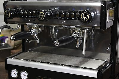 La Spaziale 2-Group Commercial Espresso Machine & Grinder