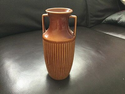 """Withernsea Eastgate Pottery Vase Urn Style  7"""" High"""