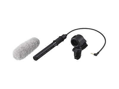 NEW Sony ECM-CG60 Shotgun Microphone