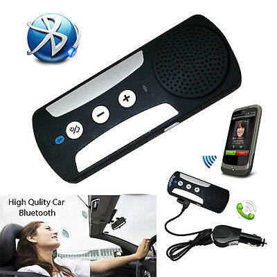 Kit Bluetooth Wireless Multipoint Altoparlante Vivavoce Hands-free  per Auto