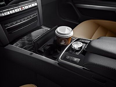 Mercedes-Benz Drink Holder Cup Holder for E-Class C207 in the Centre Console