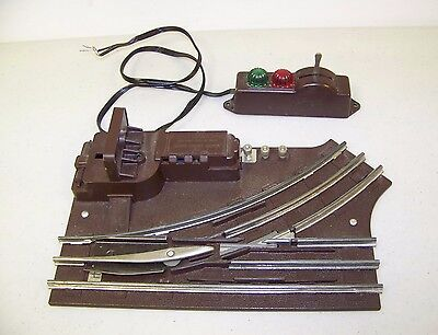 Lionel 6-5121 O27 Gauge Left Hand Remote Switch & Automatic Controller