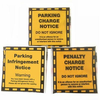 Parking Notice Wallets